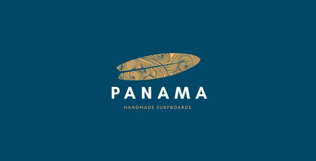 Panama Surfboards Logotype