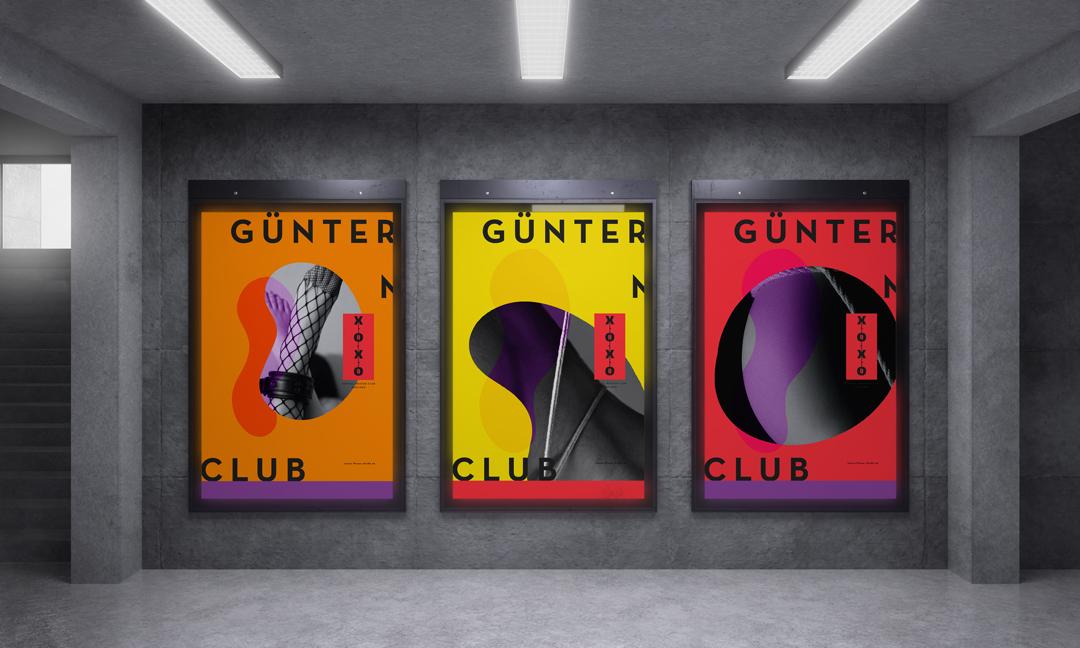 Gunter Club Poster
